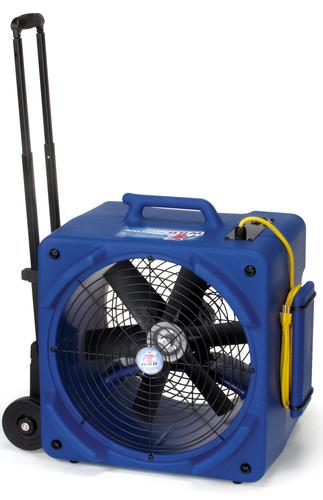 Powr-flite PDF6WRD F6 Downdraft Dryer / Air Mover