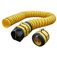 XPOWER 15 Ft. Ducting Hose 16 Inch. Diameter (16DH15)