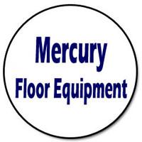 Mercury 10-0012-COM - Whisper 2 Stage Motor w/Gasket