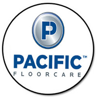 "Pacific 505903G - PAD DRIVER-17"" GRAINGER W/BAR CODE"