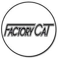 Factory Cat 123-2600D - Flanged Receptical,w/Fuses