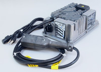 LESTER ELECTRONICS 29900G88AND000B2 - CHARGER, SUMMIT II, 650W, 36V/18A, W/EZGO POWERWISE