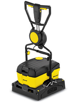Tornado 99410 - BR 13/1 Multiwash MW Family Low-Moisture, Multi-Purpose Scrubbers for Hard and Soft Floors