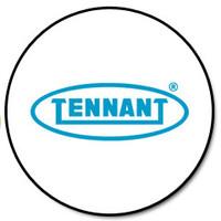 Tennant 1236132 - TUBE, BRUSH, SPL, 3.92ID 32.38L
