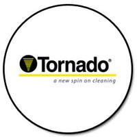 Tornado ZR108 - WHP1533-43.5 AC40SB, Hose, w/ compression fittings CF6P for ZRWAND3