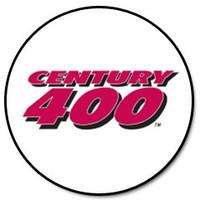 Century 400 Part # 8.614-387.0 - PILE ADJST AXLE & WHEEL ASSM