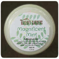 Magnificent Mint Moisturizer