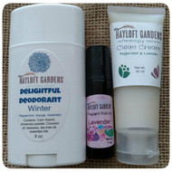 Body Deodorizer Plus Gift Set