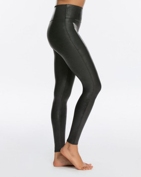 Spanx #1 seller black faux leggings