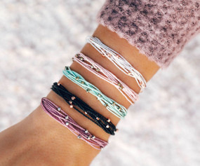 Malibu Bracelet by Pura Vida - 5 colors available