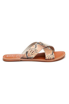 Matisse Pebble White Snake Slide
