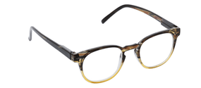 Peepers Dynomite Blue Light Reading Glasses Tan/Brown