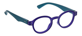 Peepers Book It Reading Glasses Indigo Teal - Oprah's Favorite Things