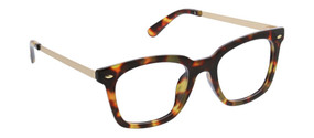 Peepers Limelight Blue Light Readers in Tortoise - Oprah's Favorite Things