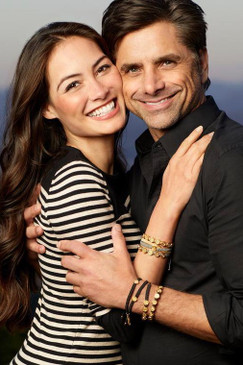 My Saint My Hero - Share the Love - St. Amos Love Bracelet Set - In exclusive partnership with Caitlin and John Stamos