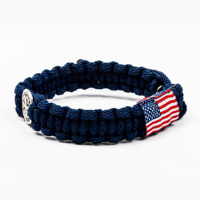 My Saint My Hero - God Bless America Bracelet