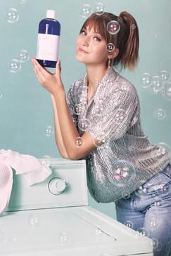 capri BLUE Laundry Detergent - Volcano