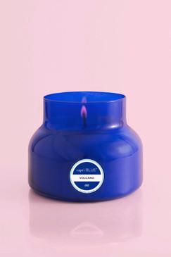 capri Blue Signature Blue Jar Volcano Candle, 19 oz