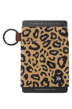 Thread Fierce Elastic Card Holder