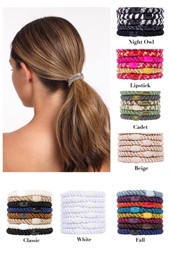 Gran N Go Ponytail Holders