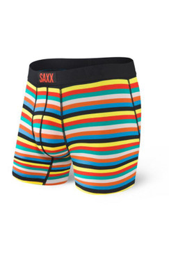 Saxx VIBE  Boxer Brief / Multi Pop Stripe