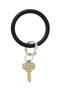 O-Venture Silicone Black Key Ring