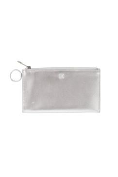 O-Venture Large Leather Quicksikver Card Case