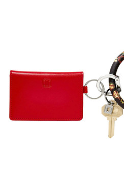 OVenture Leather ID Cases Cherry on Top