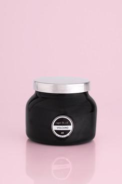 Capri Blue Volcano Black Candle Petite Jar, 8 oz