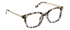 Limelight Blue Light Readers in Grey Tortoise - Oprah's Favorite Things