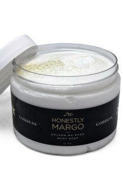 Honestly Margo Goddess Whipped Body Soap