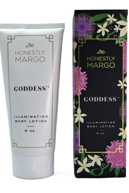 Honestly Margo Goddess Illuminating Body Lotion
