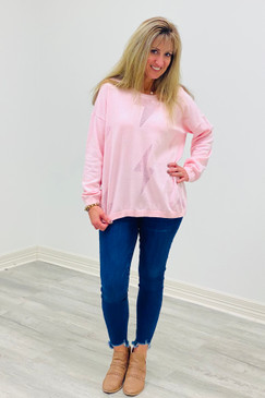 Pink Thunder Top