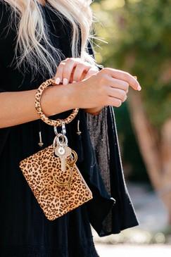 Oventure Mini Silicone Pouch Cheetah
