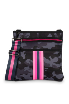 Haute Shore Peyton Epic Crossbody Navy Camo