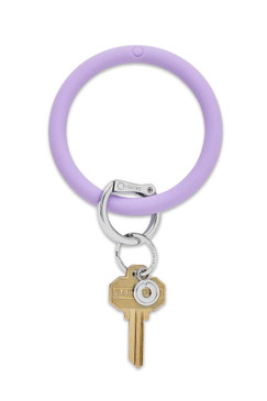 OVenture Silicone Solid Key Ring In The Cabana