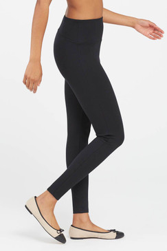 Spanx Ponte Ankle Leggings Black