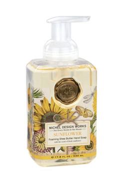Michel Design Works Foaming Hand Soap Sunflower
