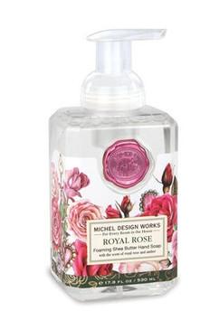 Michel Design Works Foaming Hand Soap Royal Rose