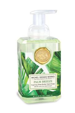 Michel Design Works Foaming Hand Soap Palm Breeze