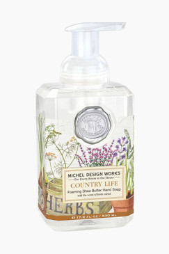 Michel Design Works Foaming Hand Soap Country Life