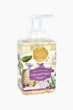 Michel Design Works Foaming Hand Soap Lilac And Violets