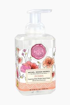 Michel Design Works Foaming Hand Soap Posies
