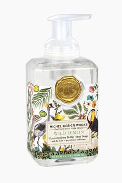 Michel Design Works Foaming Hand Soap Wild Lemon