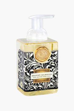 Michel Design Works Foaming Hand Soap Honey Almond