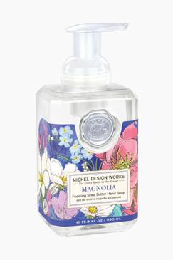 Michel Design Works Foaming Hand Soap Magnolia