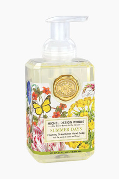 Michel Design Works Foaming Hand Soap Summer Days