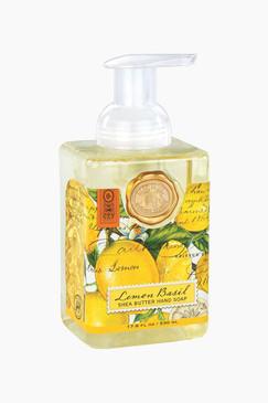 Michel Design Works Foaming Hand Soap Lemon Basil