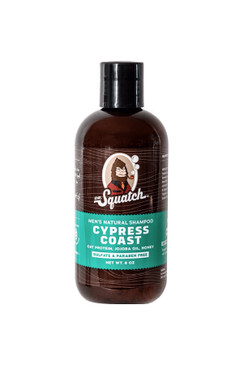 Dr Squatch Cypress Coast 8 oz Shampoo