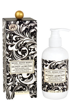 Michel Designs Works Honey Almond Lotion